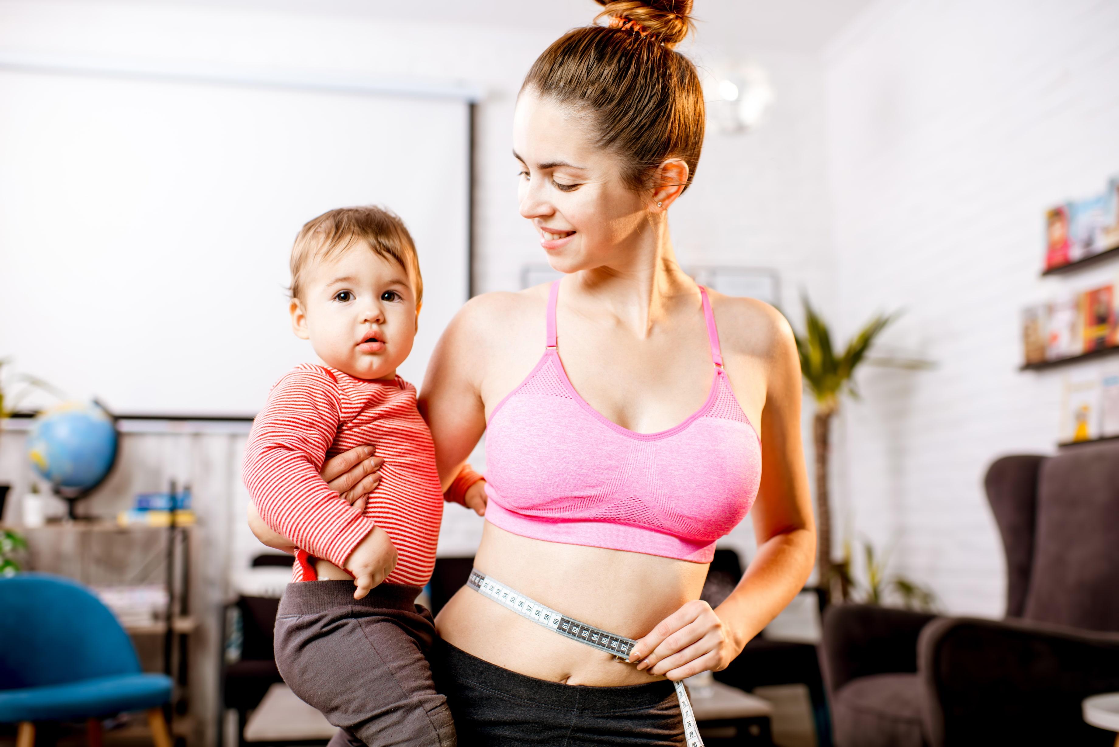 産後ダイエットはいつからやるべき?気をつけるべきポイントは?