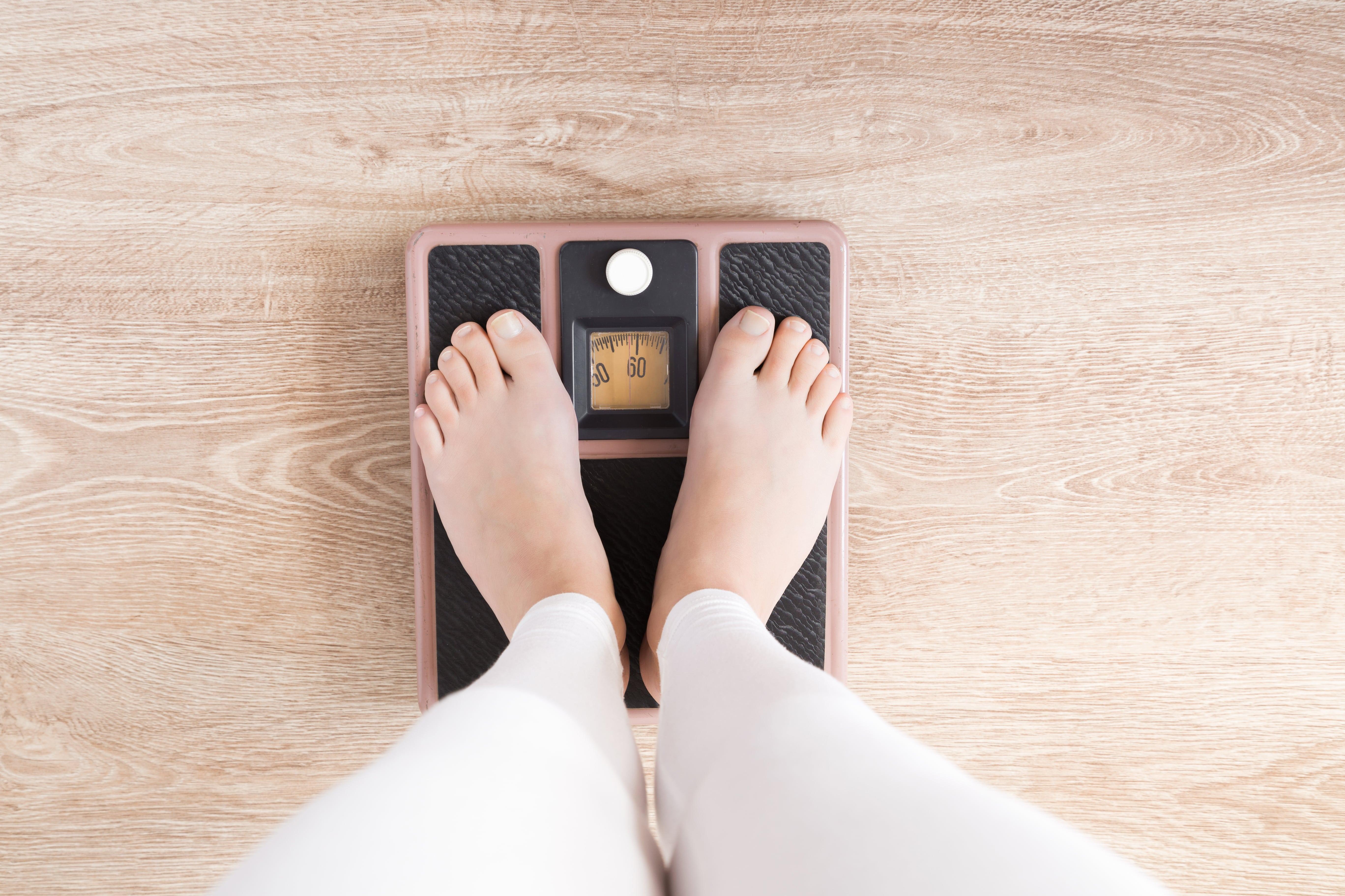 標準体重について