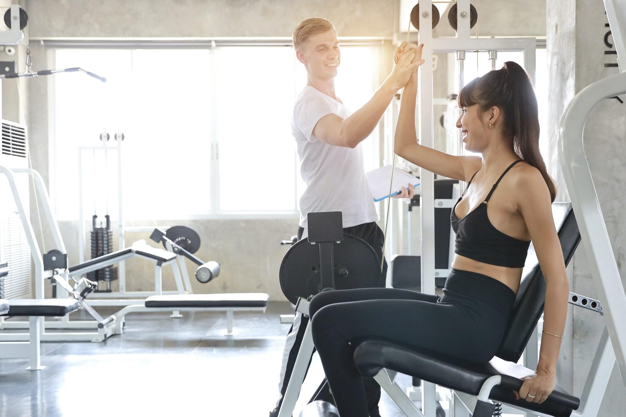 なぜパーソナルトレーニングジムはダイエットに向いている?