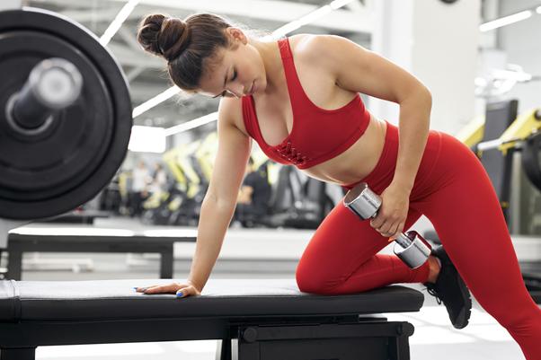 筋トレの効果・メリットとは?心身に与える健康上の作用を解説